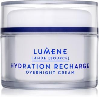 Lumene Lähde [Source of Hydratation] hydratačný nočný krém